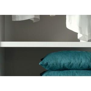 sunset laque brillant velours gris ensemble chambre a coucher lignemeuble com. Black Bedroom Furniture Sets. Home Design Ideas