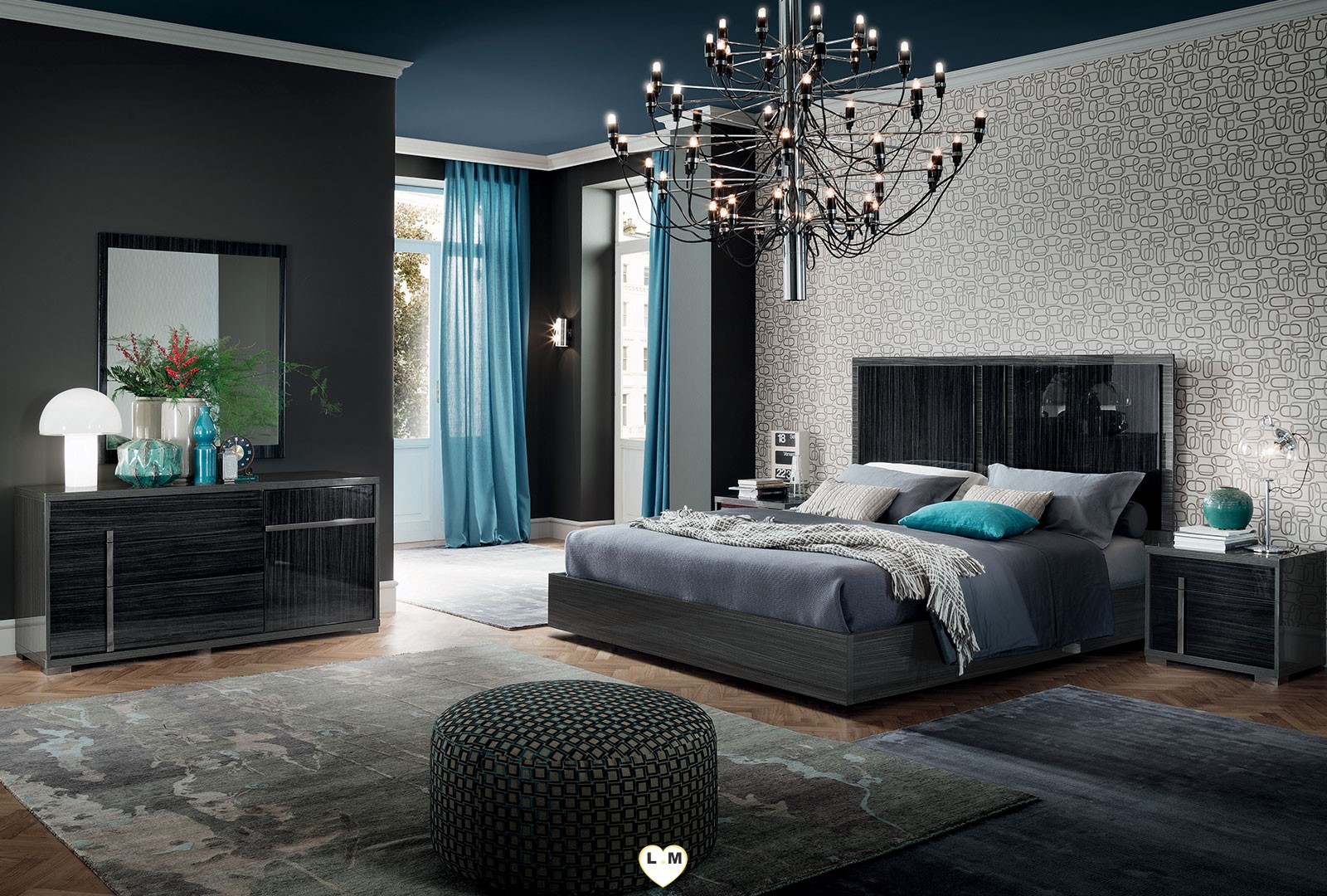 chambre baroque romantique. chambre romantique moderne of awesome