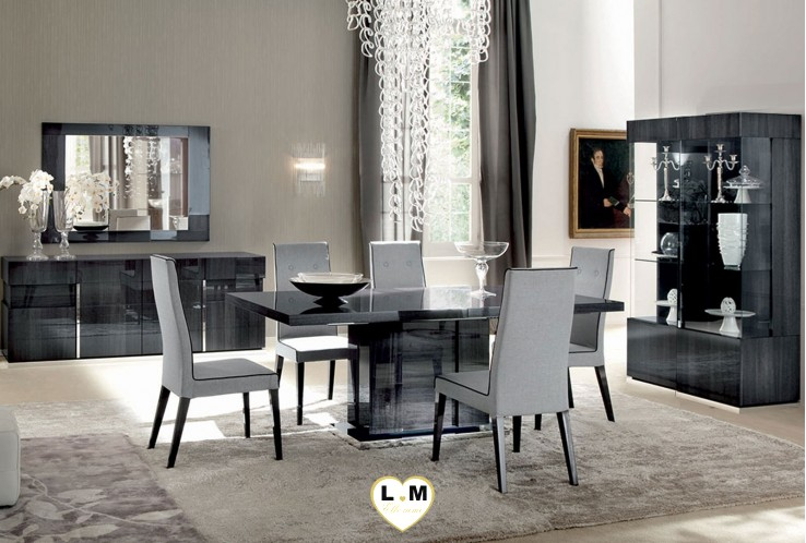 ensemble salle a manger ligne meuble votre site de meuble en ligne. Black Bedroom Furniture Sets. Home Design Ideas