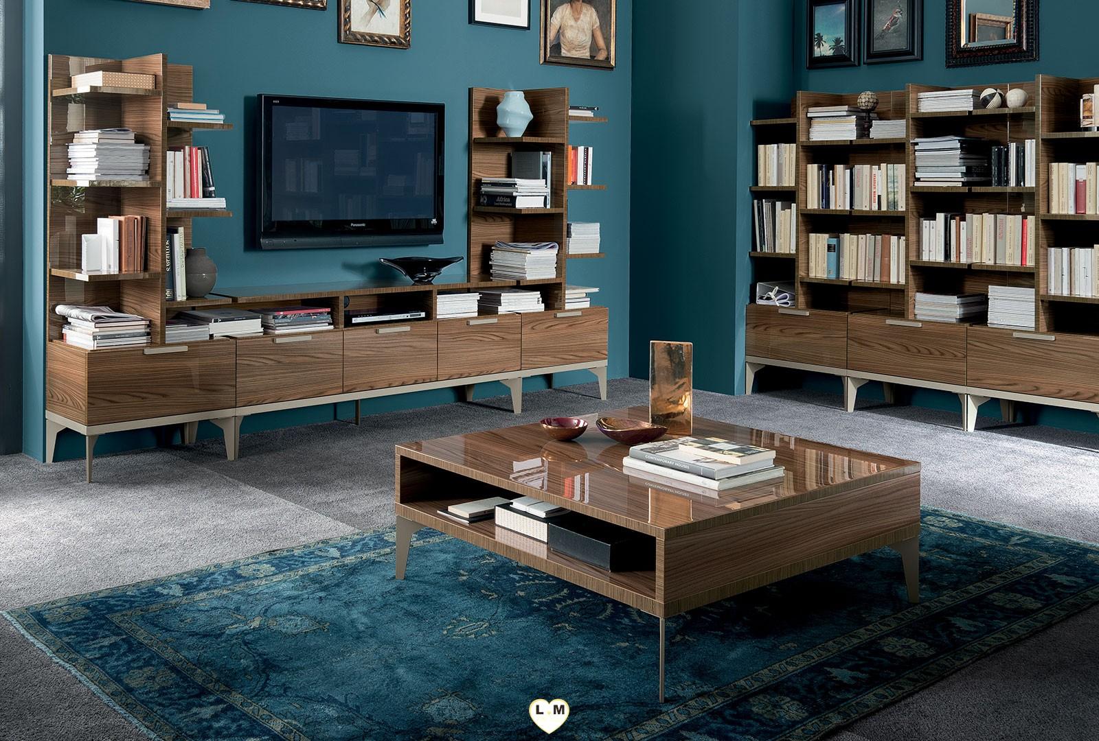 newport laque orme vanille brillant ensemble sejour salle. Black Bedroom Furniture Sets. Home Design Ideas
