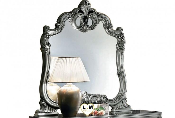 CALIGULA LAQUÉ ARGENT BAROQUE : Le Grand Miroir