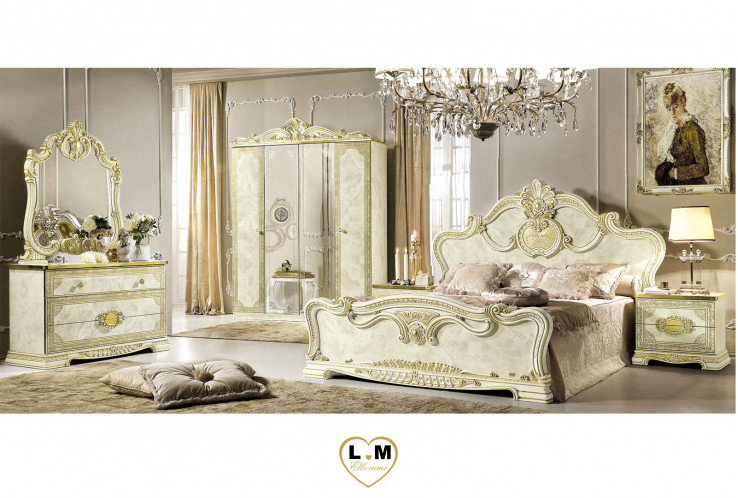 Armoire Chambre Style Baroque : Baroque lignemeuble