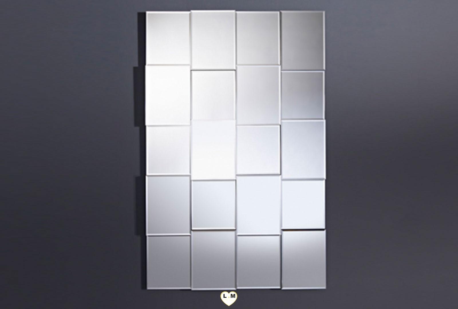 Up down miroir mural lignemeuble com for Miroir emde deco
