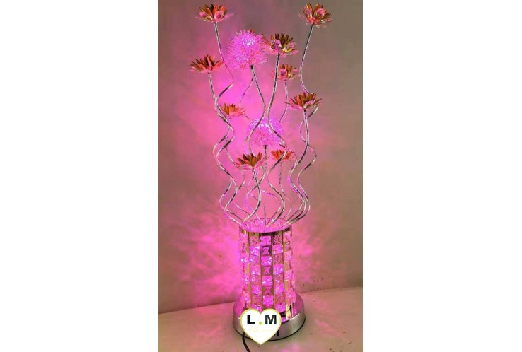 LAMPE LV LED ROSE