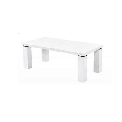 TABLE BASSE SIMPLY BLANC