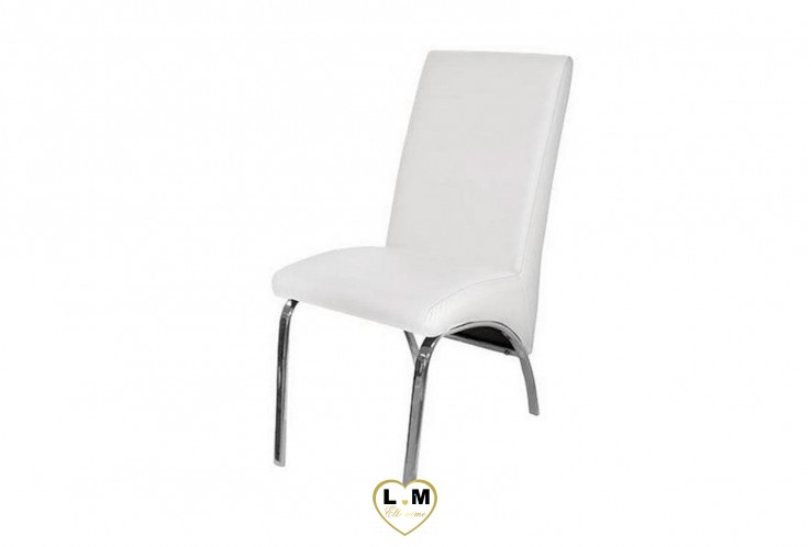 CHAISE FATE BLANC NEIGE