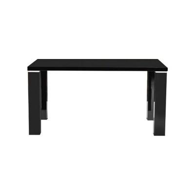 TABLE REPAS SIMPLY NOIR
