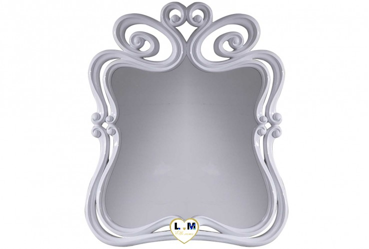 TWAN BLANC CHAMBRE À COUCHER : Le Miroir