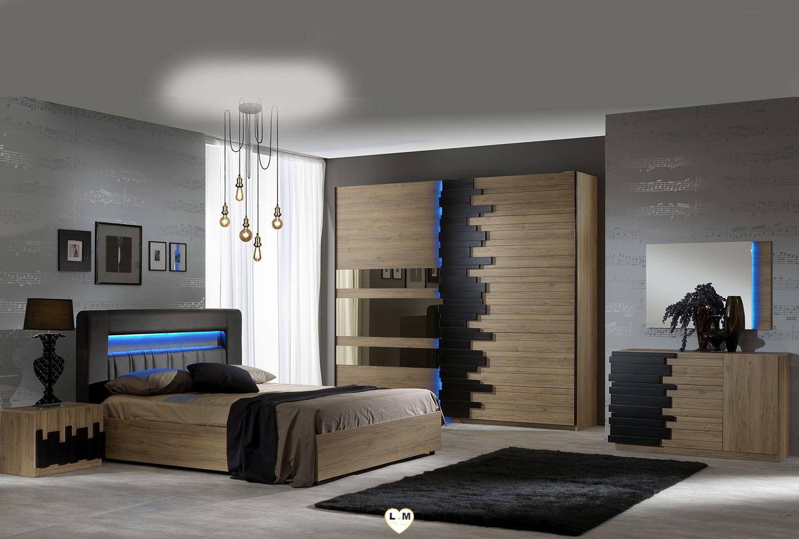 Design Meubles De Chambre À Coucher Contemporain
