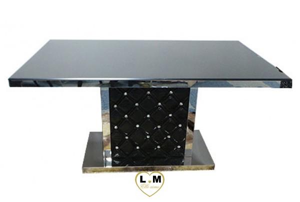 a141n la chaise noire ligne meuble votre site de meuble. Black Bedroom Furniture Sets. Home Design Ideas