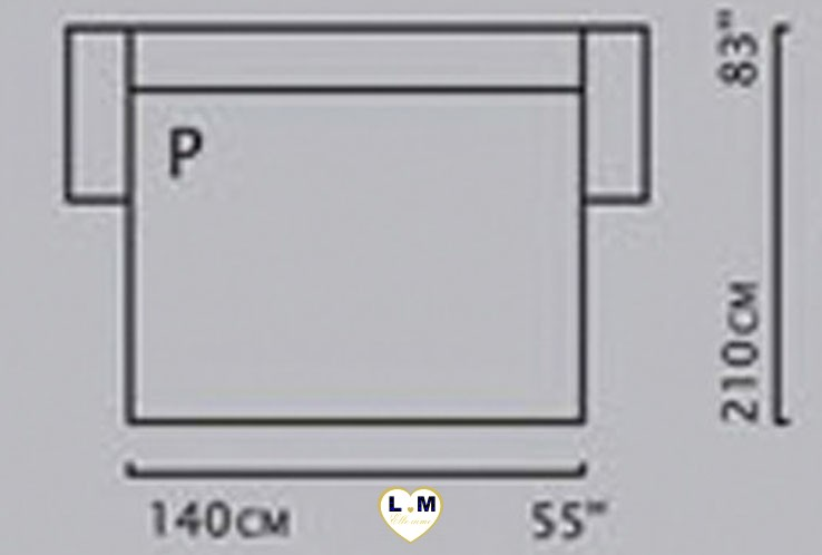 AMBRE ANGLE SALON CUIR: L' Option Convertible Pour 3 ou 2.5 Places - Matelas mousse 10 cm - Sommier électrousoudé.