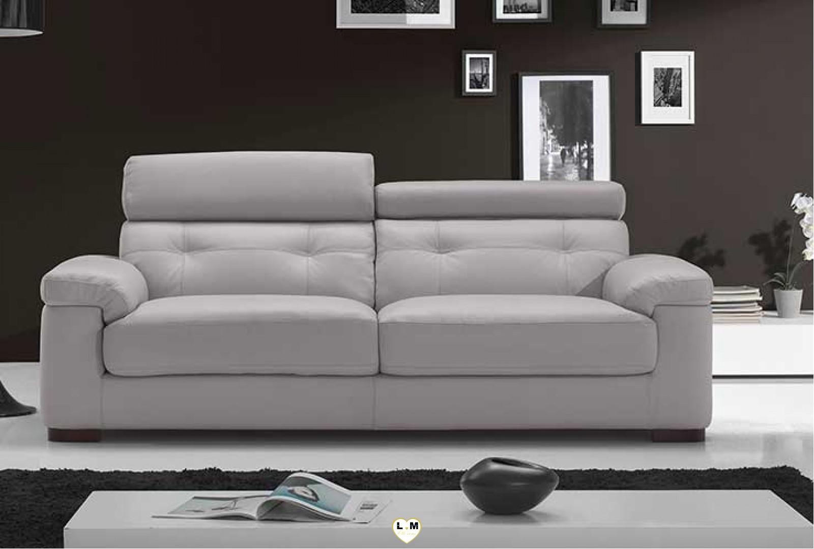 belle ensemble salon cuir lignemeuble com. Black Bedroom Furniture Sets. Home Design Ideas