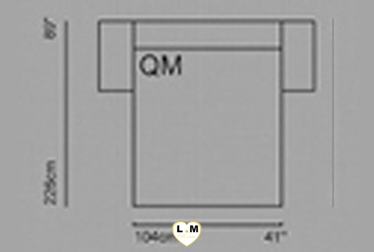 CANDIE ANGLE SALON CUIR: L' Option Convertible Pour Bâtard 2,5 Places ou Chauffeuse 2,5 places - Matelas Mousse 10 cm - Sommier Electrousoudé (QM)