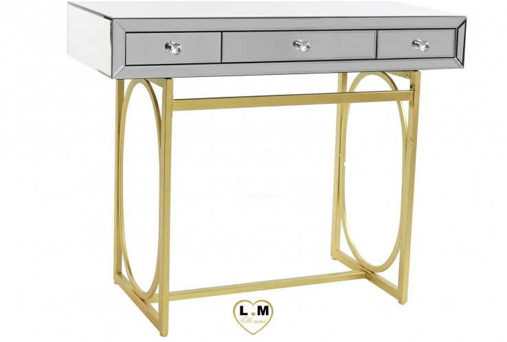 HOWARD CONSOLE MEUBLE MIROIR