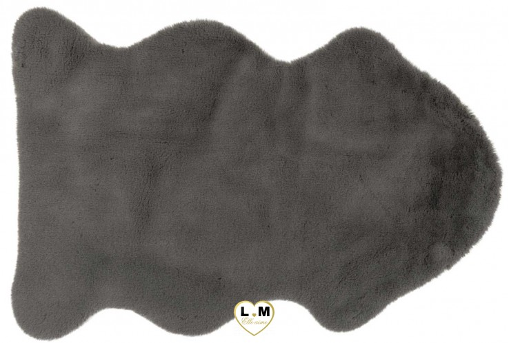 COSY TAPIS POLYESTER GRIS