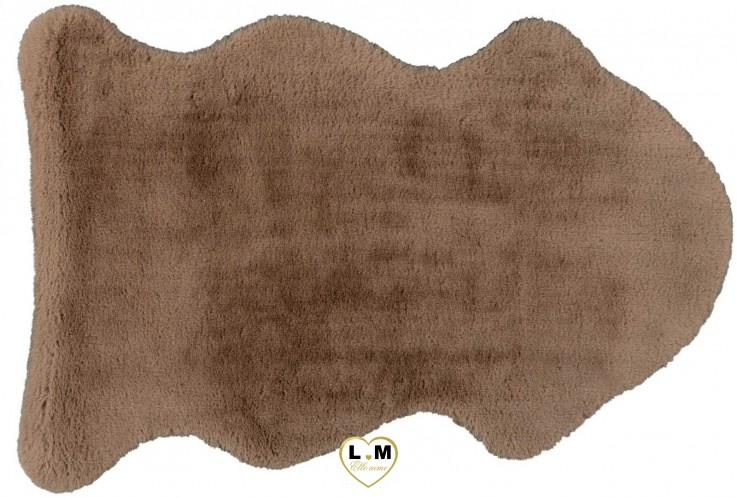 COSY TAPIS POLYESTER TAUPE