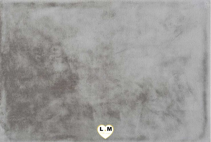 HEAVEN TAPIS POLYESTER ARGENT