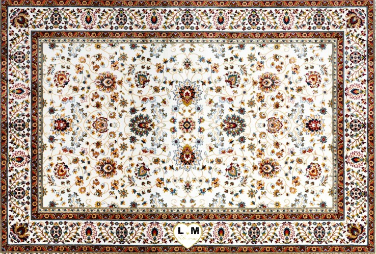 CLASSIC TAPIS POLYESTER CREME