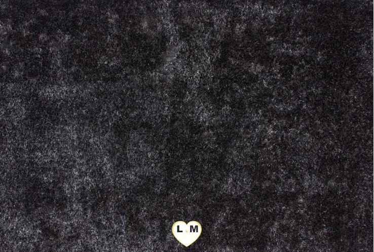 TWIST TAPIS POLYESTER ANTHRACITE