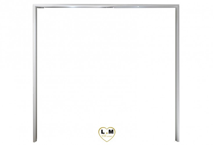 LENNY BLANC MAT CHAMBRE À COUCHER DESIGN : L'Entourage Armoire Lumineux