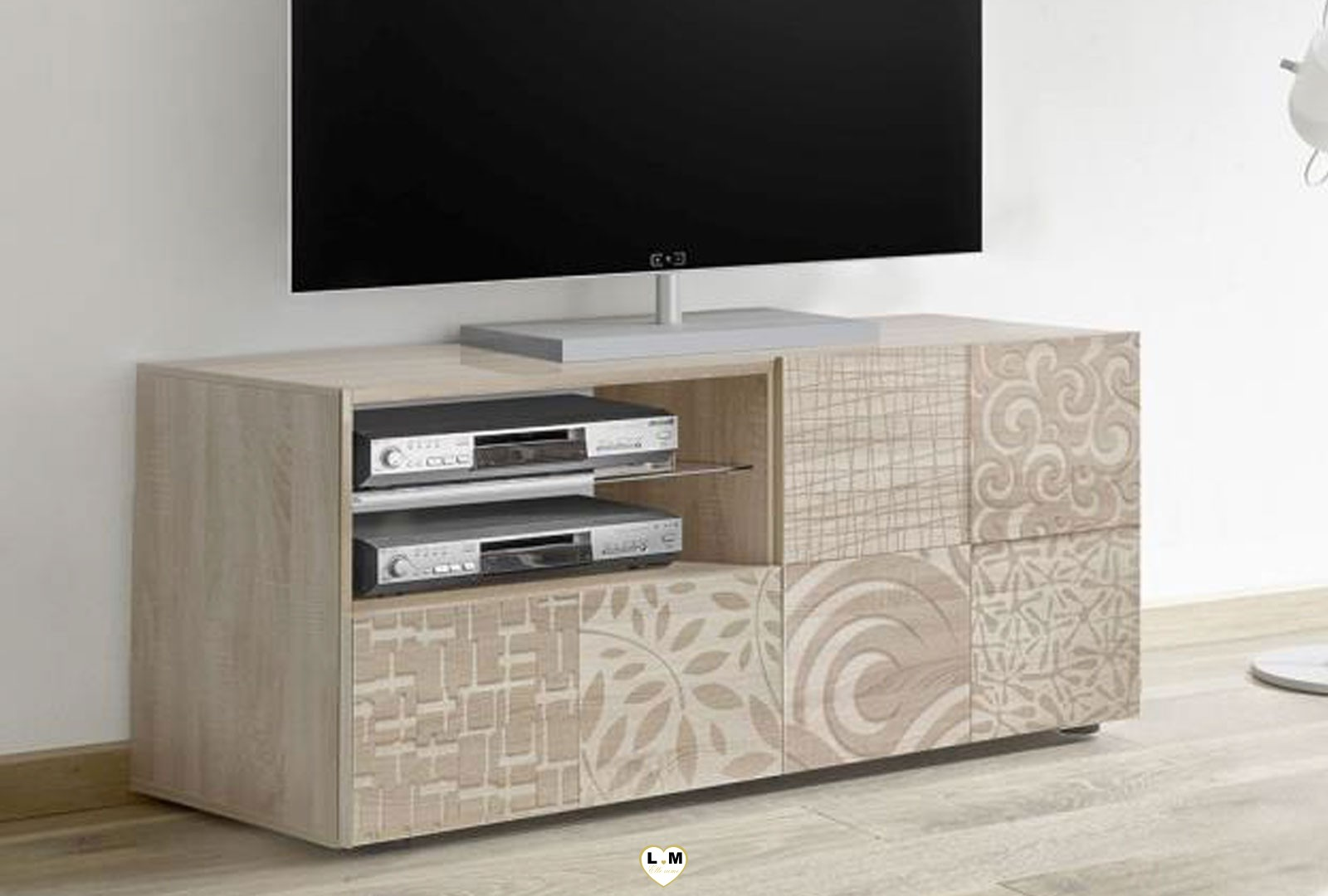 loly chene samoa sejour salle a manger design le petit meuble tv votre site de meuble en ligne. Black Bedroom Furniture Sets. Home Design Ideas