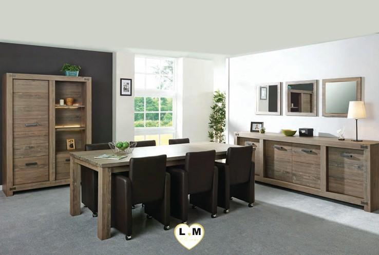 ensemble salle a manger lignemeuble com. Black Bedroom Furniture Sets. Home Design Ideas