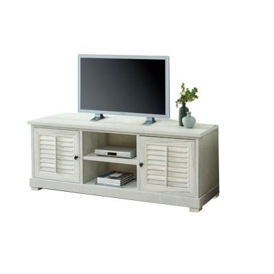 merida bois blanc vieilli sejour salle a manger le grand meuble tv dimensions l 173 p 50. Black Bedroom Furniture Sets. Home Design Ideas