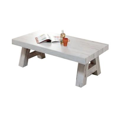 merida bois blanc vieilli sejour salle a manger la table. Black Bedroom Furniture Sets. Home Design Ideas
