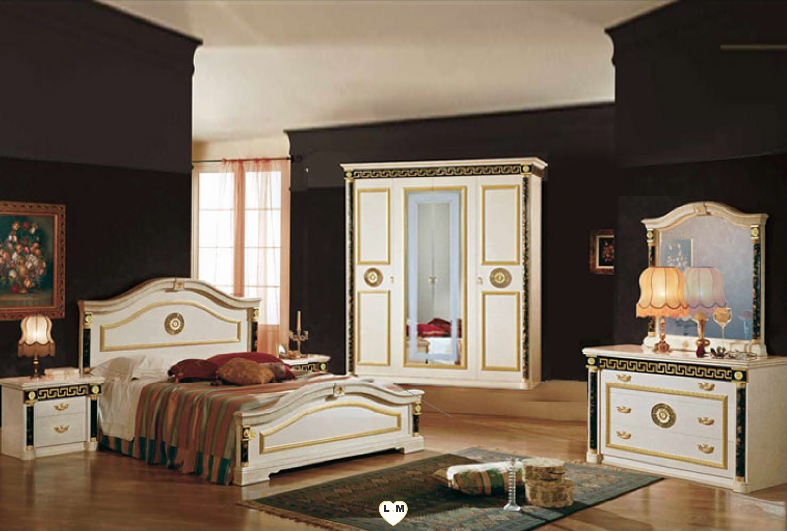 Best Chambre A Coucher Royal Italy Photos - ansomone.us - ansomone.us
