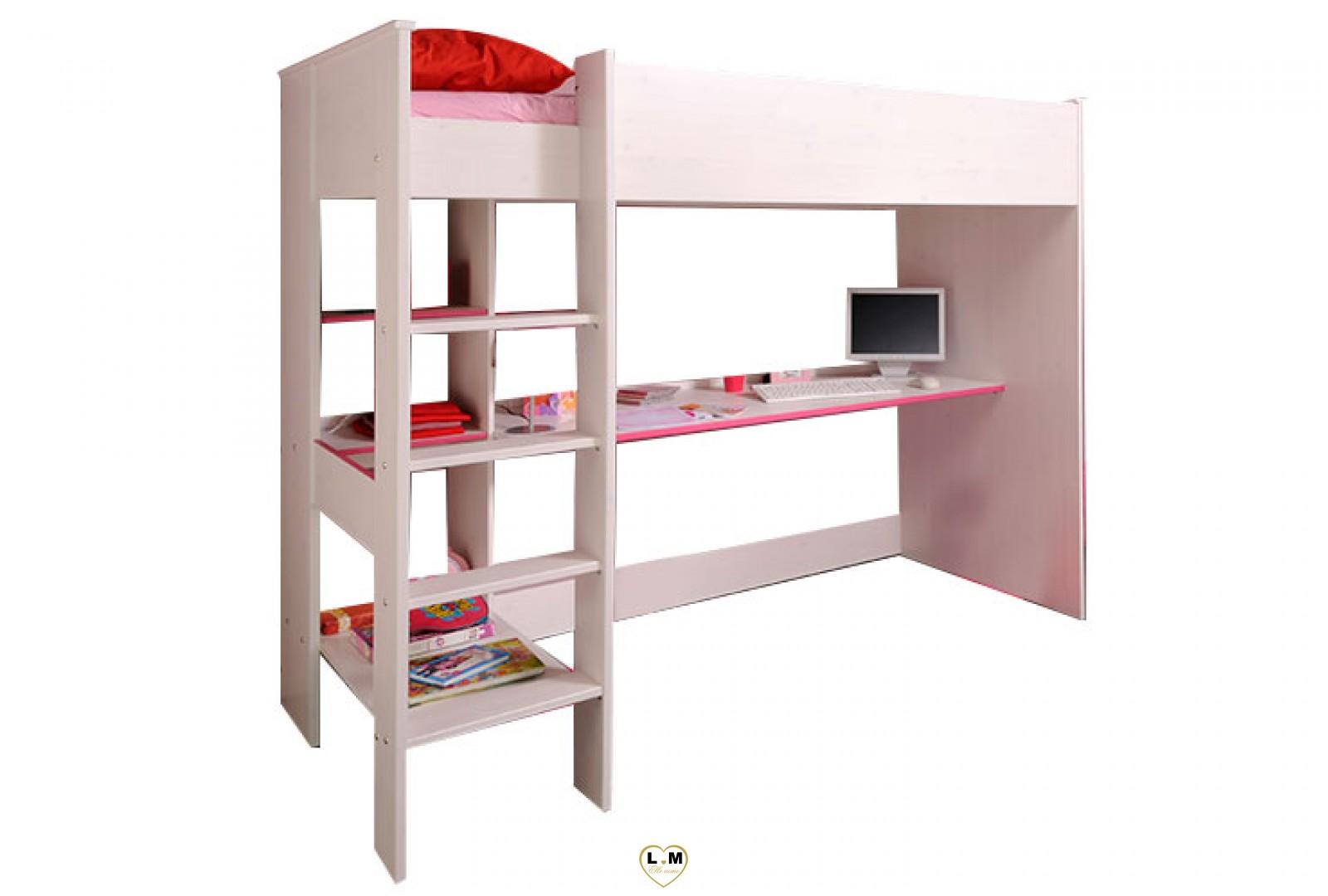Paloma pin menphis et chants rose ou bleu chambre