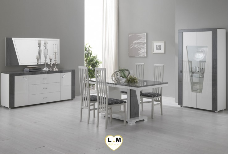 ensemble salle a manger ligne meuble votre site de meuble. Black Bedroom Furniture Sets. Home Design Ideas