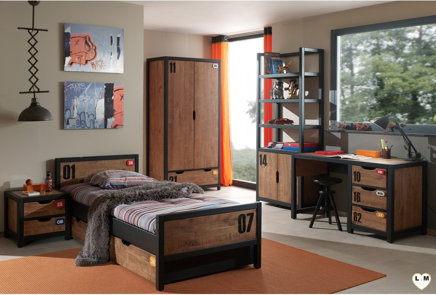 stunning ensemble chambre ado with clic clac chambre ado. Black Bedroom Furniture Sets. Home Design Ideas