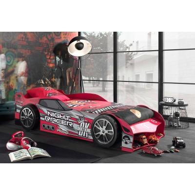 pilote de nuit lit voiture enfant lignemeuble com. Black Bedroom Furniture Sets. Home Design Ideas