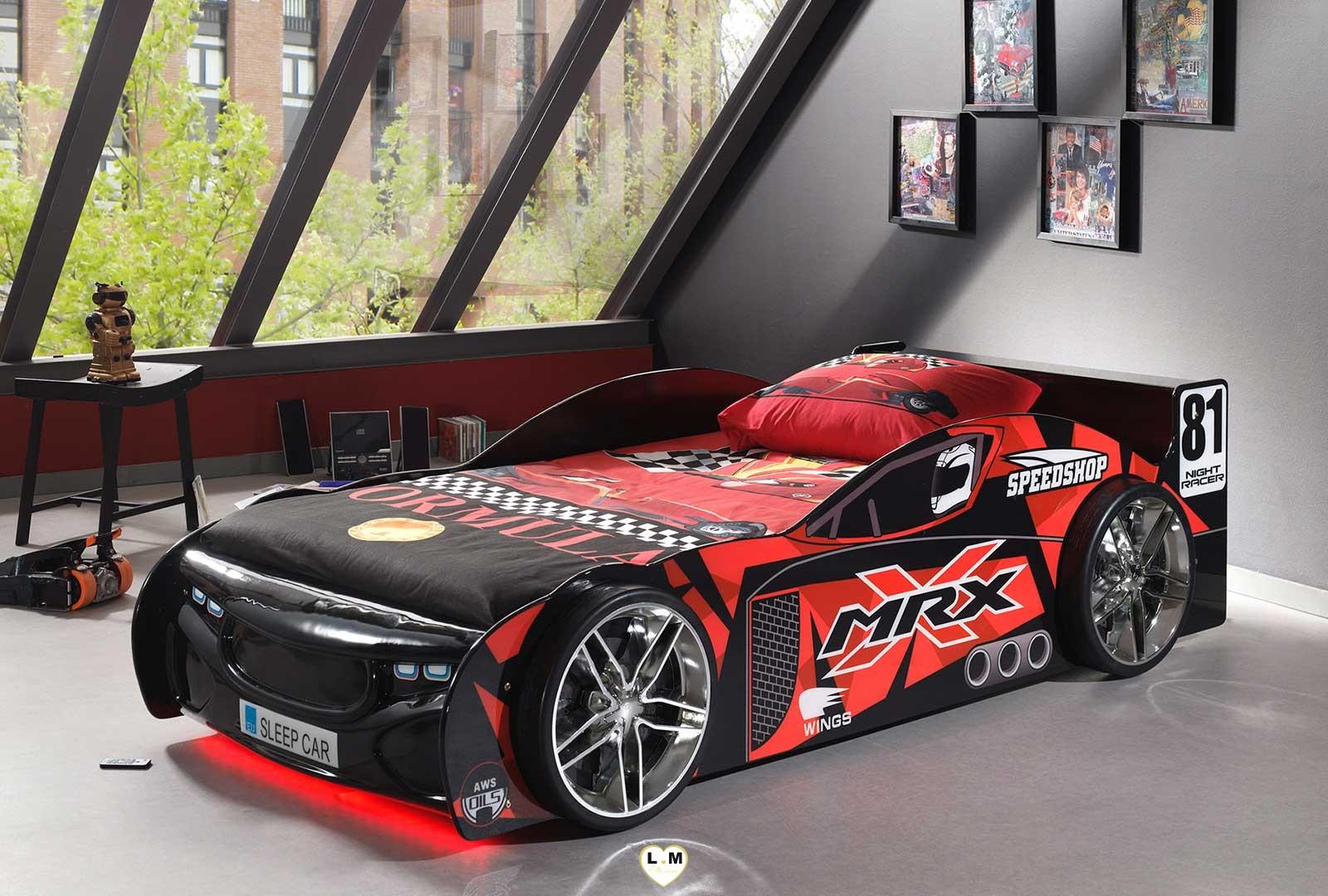 mrx sleepcar lit voiture enfant lignemeuble com. Black Bedroom Furniture Sets. Home Design Ideas