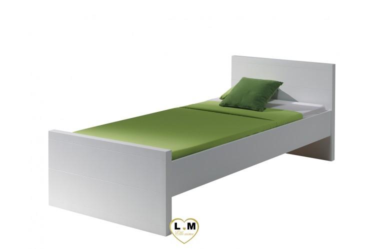 LARAMY CHAMBRE ADO : Le Lit Pour Couchage 90x200 cm