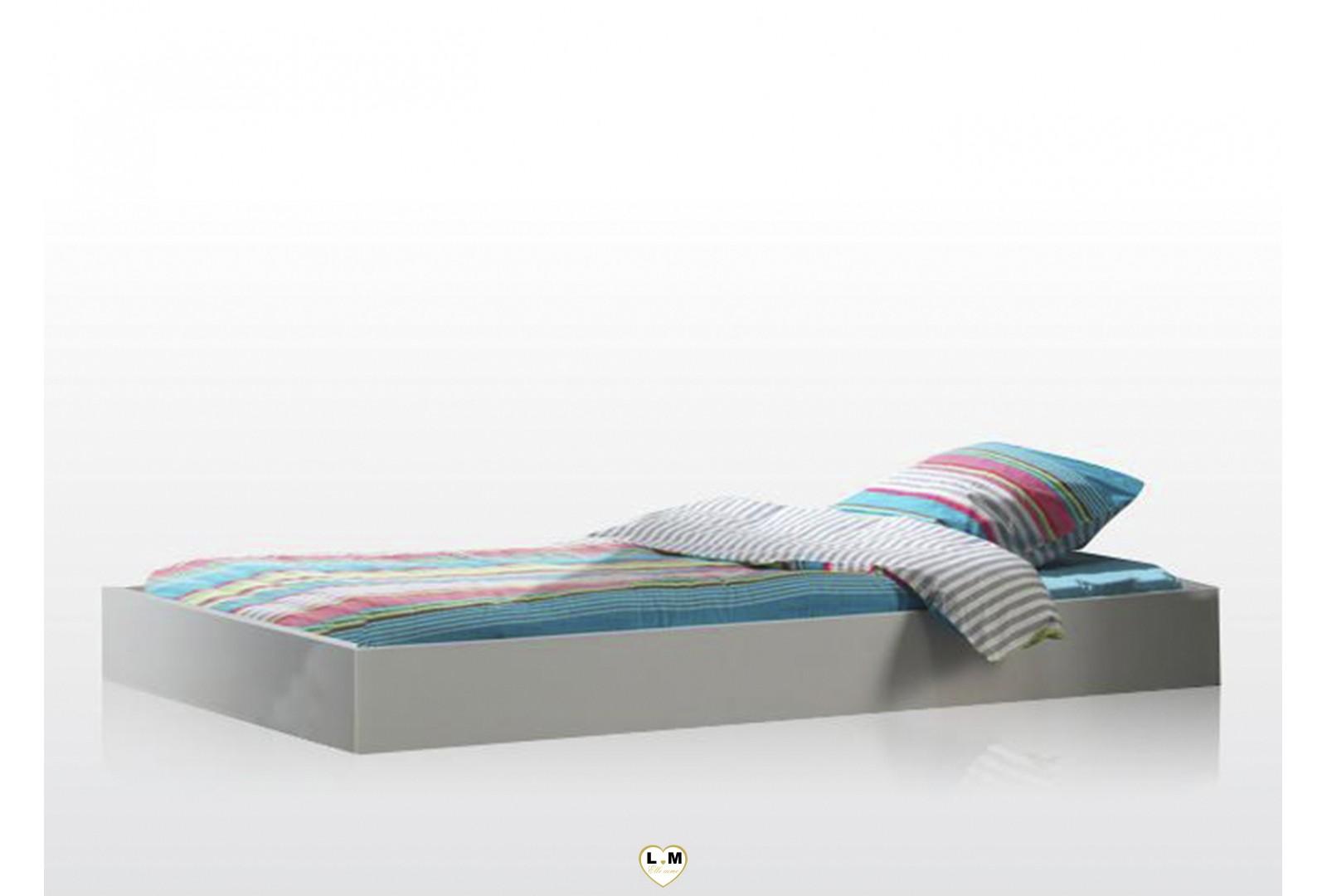 laramy chambre ado le tiroir lit gigogne lignemeuble com. Black Bedroom Furniture Sets. Home Design Ideas