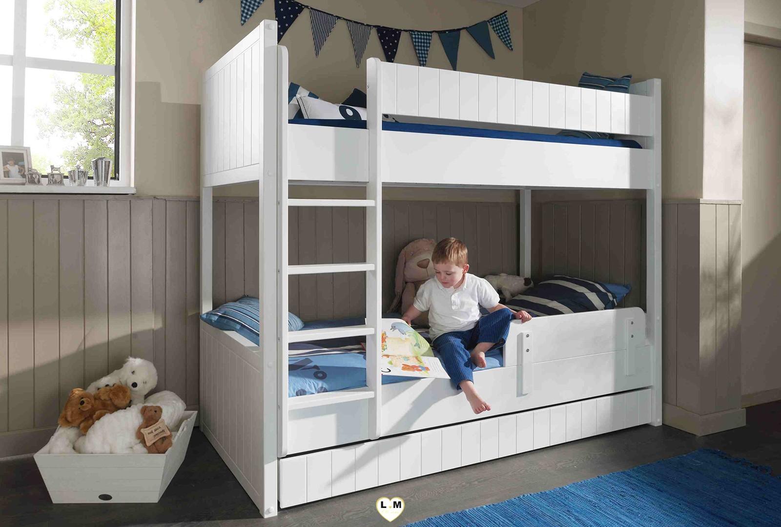 robinson chambre ado la barriere securite de lit lignemeuble com. Black Bedroom Furniture Sets. Home Design Ideas