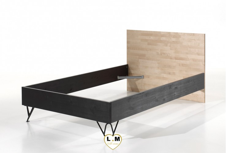WILLY CHAMBRE ADO : Le Grand Lit 120x200